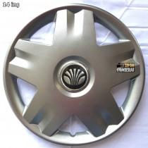 SKS 213 Колпаки для колес на Daewoo R14 (Комплект 4 шт.)