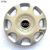 SKS 208 Колпаки для колес на Chery R14 (Комплект 4 шт.)