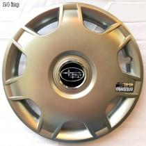 SKS 205 Колпаки для колес на Subaru R14 (Комплект 4 шт.)