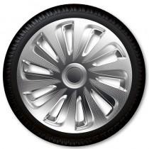 4 Racing Колпаки для колес Caliber carbon R13 (Комплект 4 шт.)