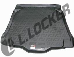 L.Locker Коврики в багажник MG 5 hb (12-)