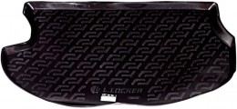 L.Locker Коврики в багажник Mitsubishi Outlander (03-08)