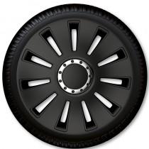 ARGO Колпаки для колес Silverstone Pro Black R13 (Комплект 4 шт.)