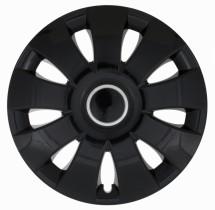Jestic Колпаки для колес Aura ring black R16 (Комплект 4 шт.)