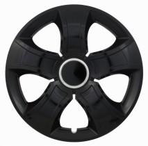 Jestic Колпаки для колес Bis black ring R14 (Комплект 4 шт.)