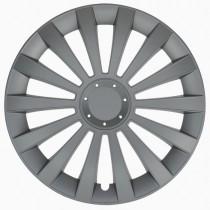 Jestic Колпаки для колес Meridian R15 (Комплект 4 шт.)