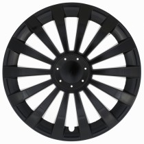 Jestic Колпаки для колес Meridian black R13 (Комплект 4 шт.)