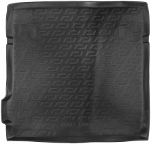 L.Locker Коврики в багажник Nissan Pathfinder (04-)