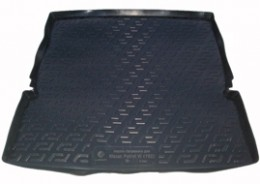 L.Locker Коврики в багажник Nissan Patrol VI Y62 (10-) 5 мест