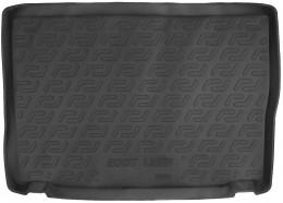 L.Locker Коврики в багажник Opel Meriva B (10-)