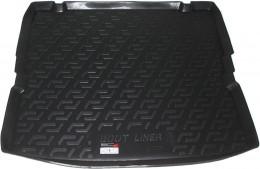 L.Locker Коврики в багажник Opel Zafira B (05-)