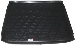 L.Locker Коврики в багажник Opel Zafira C (12-) 5 мест