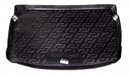 L.Locker Коврики в багажник Peugeot 207 hb (06-)