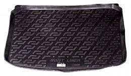 L.Locker Коврики в багажник Peugeot 307 hb (01-)