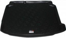 L.Locker Коврики в багажник Seat Leon hb 5дв. (13-)