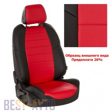 Prestige Чехлы на сидения Chevrolet Aveo 2006-2012 sedan