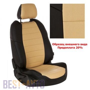 Prestige Чехлы на сидения Skoda Superb 2001-2008