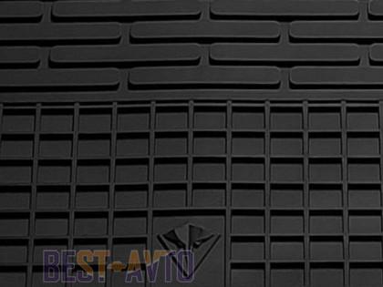 Stingray Коврики резиновые Audi 100/A6 (C4) 90-97 передние