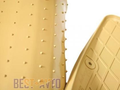 Stingray Коврики резиновые BMW X5 (E70)/X6 (E71) бежевые