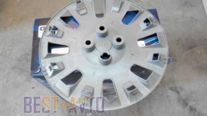 SKS 322 Колпаки для колес (под болты) на Fiat R15 (Комплект 4 шт.)