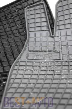 EL TORO Резиновые коврики в салон Skoda Octavia III 2012-