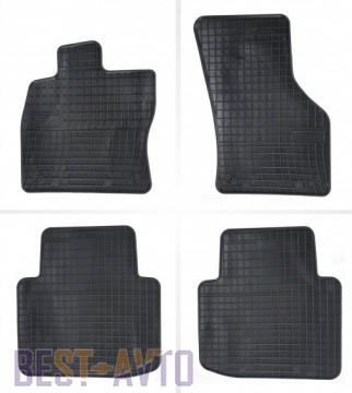 EL TORO Резиновые коврики в салон Skoda Superb III 2015-