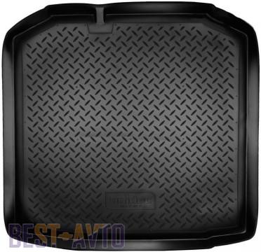 Unidec Коврики в багажник Skoda Fabia (5J5) (WAG) (2007)
