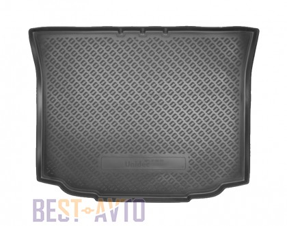 Unidec Коврики в багажник Skoda Roomster (5J) (2006)