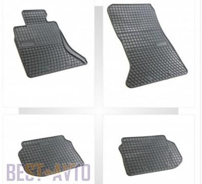 EL TORO Резиновые коврики в салон BMW F10/F11 seria 5 2010-2013