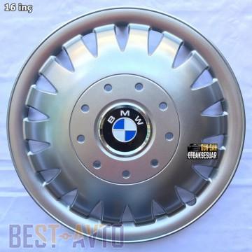 SKS 410 Колпаки для колес на BMW R16 (Комплект 4 шт.)