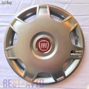 SKS 205 Колпаки для колес на Fiat R14 (Комплект 4 шт.)