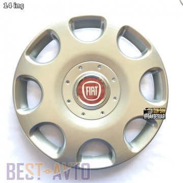 SKS 208 Колпаки для колес на Fiat R14 (Комплект 4 шт.)