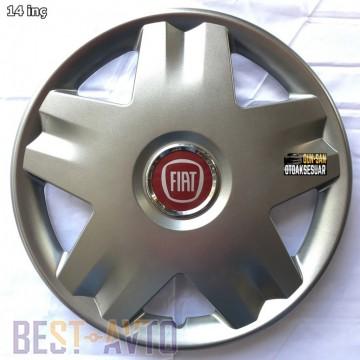 SKS 213 Колпаки для колес на Fiat R14 (Комплект 4 шт.)