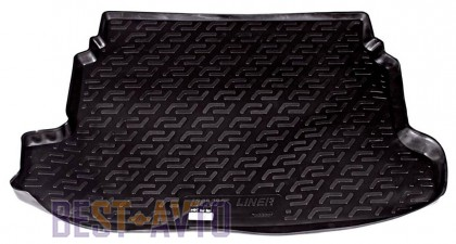 L.Locker Коврики в багажник Kia Cerato sd (09-)