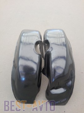 ООО Пластик Арочные подкрылки для VW GOLF-4 пара зад.