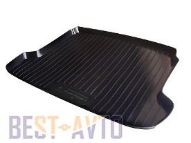 L.Locker Коврики в багажник Renault Megane II (02-)