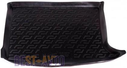 L.Locker Коврики в багажник Renault Sandero (08-)