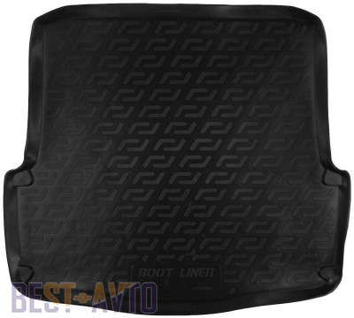 L.Locker Коврики в багажник Skoda Octavia A5 un (04-)