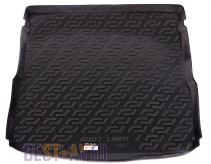 L.Locker Коврики в багажник Volkswagen Passat B7 Variant (11-)