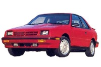 Dodge Spirit Sd 1989-1994
