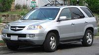 MDX I (YD1) 2001-2006