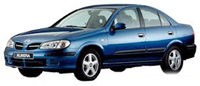 Nissan Almera 2000-2007