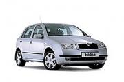 Fabia HB/Sedan/combi 1999-2007
