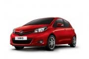 Toyota Yaris 2011-