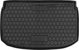 Коврики в багажник Chevrolet Aveo (2012>) (хетчбэк) AvtoGumm