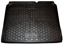 GAvto Коврики в багажник Citroёn C-4 (2010>) (хетчбэк)