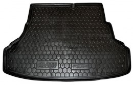 Коврики в багажник Hyundai Accent (2011>) (седан) GAvto