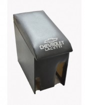 Probass Tuning Подлокотник Chevrolet Lacetti с вышивкой черный