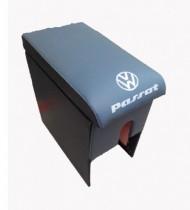 Подлокотник Volkswagen Passat B3 серый Probass Tuning