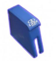 Подлокотник Ваз 2101-2105-2106-2107 с вышивкой синий Probass Tuning